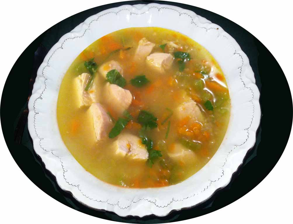 soup woman can chicken soup really fight recipe sick person soup sick ...